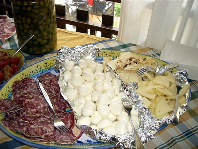 Traditional local dishes