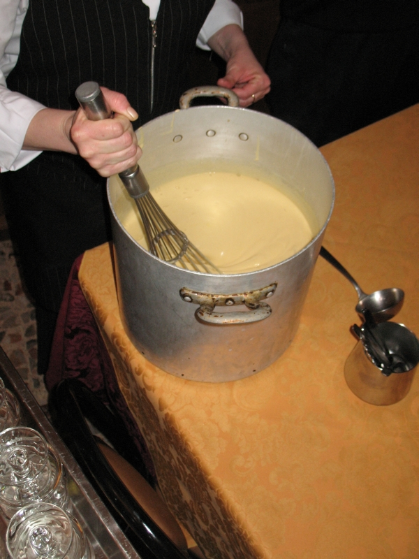 Zabaione