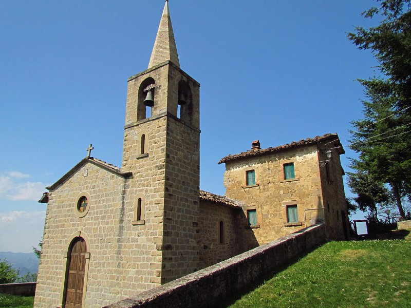 Chiesa di Collegrato in Valle Castellana
