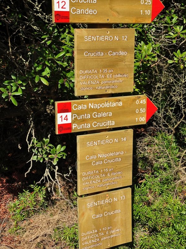Inauguration of the trails