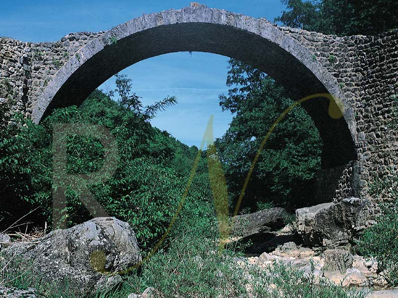 Pia Bridge (13th century)