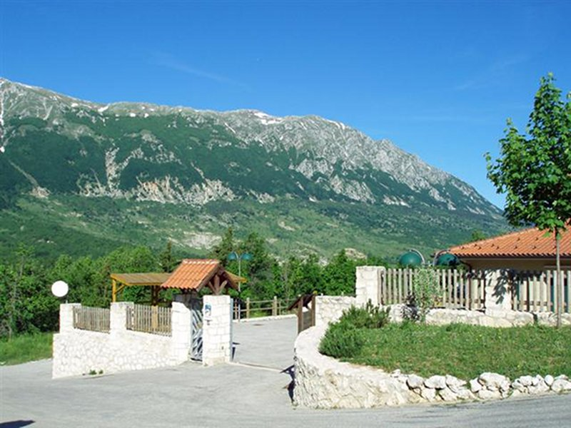 Sant'Eufemia a Majella Visitor Center