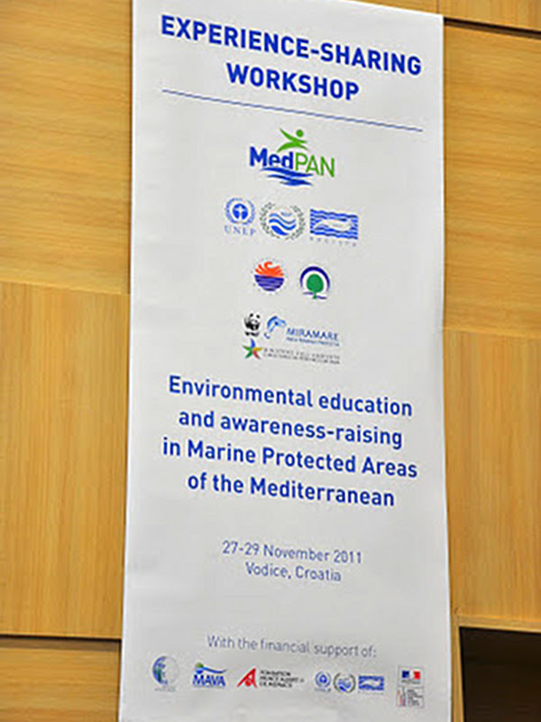 MEDPAN, the Network of the managers of the Mediterranean Protected Areas