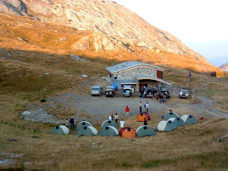 Colle dei Signori and Don Barbera Mountain Hut