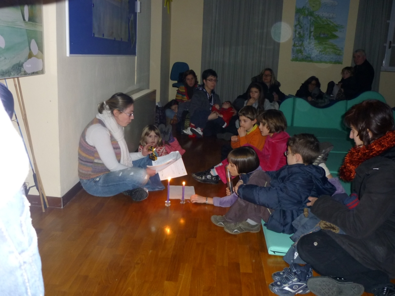 Civil Service: activities with children