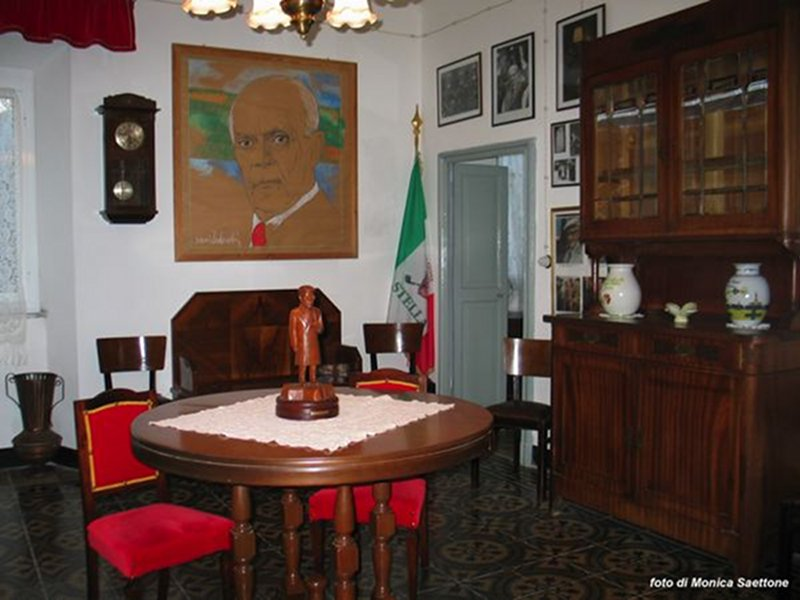 Sandro Pertini's House