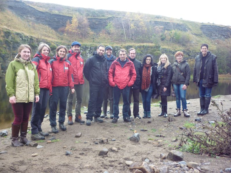 GeoEducation in Action - North Pennines Geopark