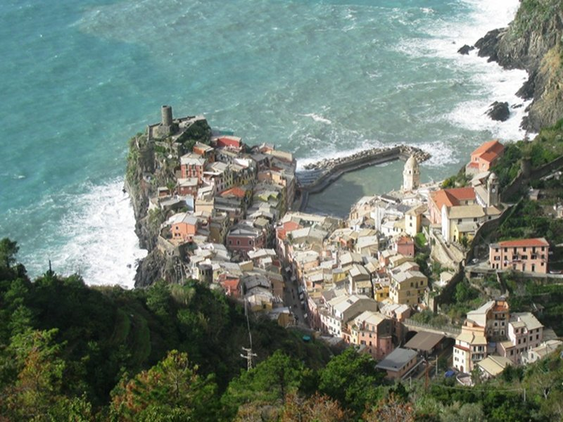Path 507 (former no. 7) Vernazza - Cigoletta