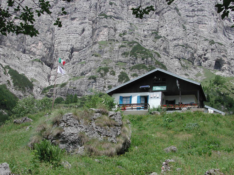 7° Alpini Mountain Hut