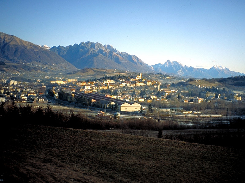 Panorama of Feltre