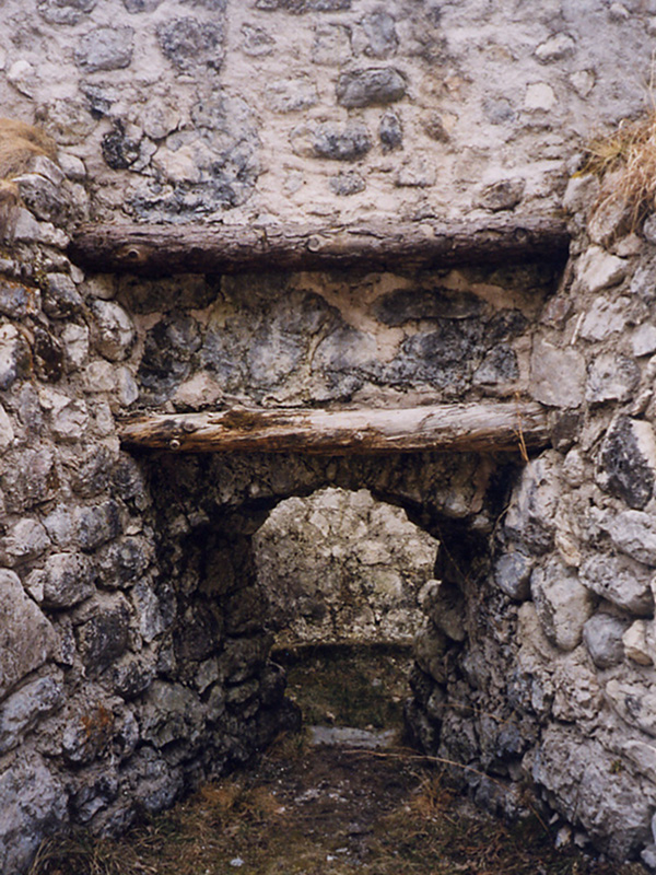 The Lime Kilns of Val Canzoi