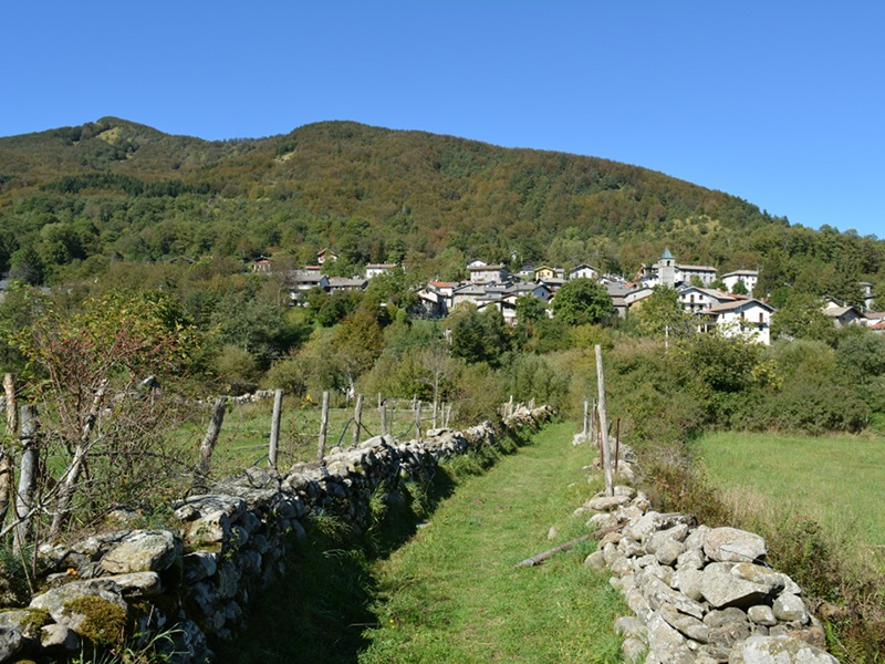 The hamlet of Valditacca