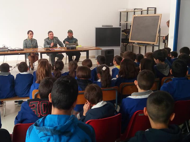 Seminars on the forest fire prevention - Ceas Montalbo di Lodè