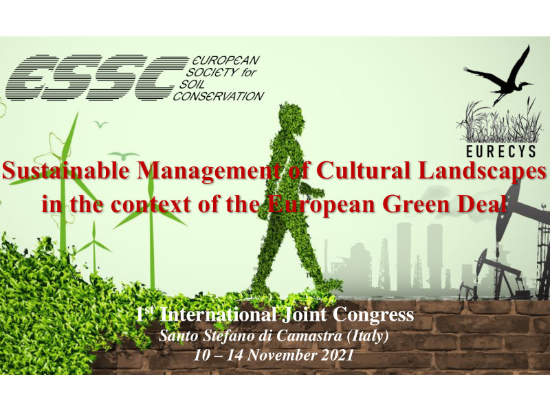 Sustainable Management of Cultural Landscapes in the context of the European Green Deal