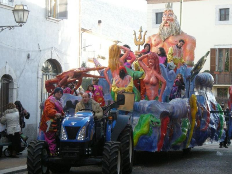 Carnavale a Guardea